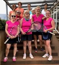 Die Saison der Damenhobbymannschaft
